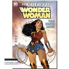 Wonder Woman Rebirth el primer año dc Panini Soft Cover SC nuevo cómic super héroe
