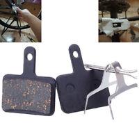 4 Paare / 8 Stücke Fahrrad Bremsbeläge Universal Für Mountainbike Bremsscheibe