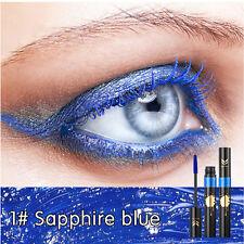 Waterproof Colorful Eye Brow Dye Tattoo Tint Gel Makeup Mascara Long Lasting