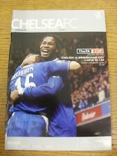30/01/2005 Chelsea v Birmingham City [FA Cup] . Thanks for viewing this item, bu