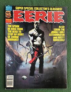 Eerie #112 Warren Pub Bronze Age Monster mag creepy horror scary v/vf