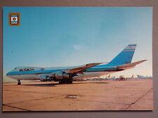 R&L Postard: Boeing 747 El-Al Israel, Fisa