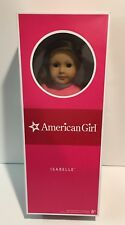 "American Girl Isabelle Doll of the Year 2014 18"" and book NEW NIB Retired"