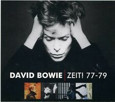 David Bowie - Zeit 77 - 79 [New CD] Spain - Import