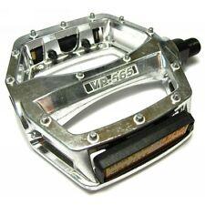 "VP Components VP-565 Bmx Alloy Platform Pedal 1/2"" Silver"