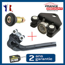 Kit complet galet guidage porte laterale Droit Renault Master ll & Movano