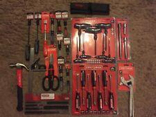 Huge 45 Piece Craftsman Tools Hex Set Drivers Extensions Punch Screwdrivers BNIP