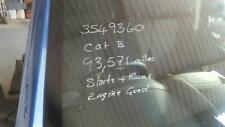 ENGINE Peugeot Partner 15-19 BlueHDi 1.6 74Bhp Diesel Manual DV6FE BHW 11207607