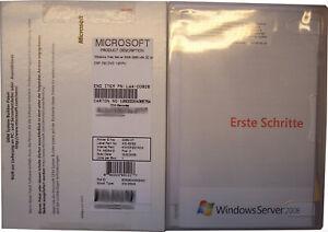Microsoft Windows Web Server 2008 32bit/64bit (Lizenz + Medien) | Inkl. MwSt