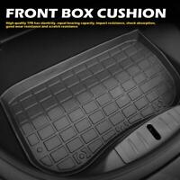 TPE Rubber Front Trunk Mat Frunk Protector for Tesla Model 3 Car Accessories