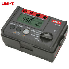 UNI-T UT501A Insulation Tester Earth Ground Resistance Meter High Performance