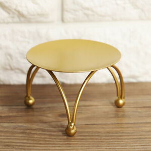 European Style Candle Tray Gift Dinner Table Decoration With Candlestick