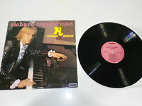 "RICHARD CLAYDERMAN A COMO AMOR LP VINYL 12"" 1978 VG+/VG+ DELPHINE S 60.031"