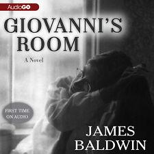 Giovanni's Room by James Baldwin 2013 Unabridged CD 9781620645413
