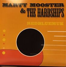 MARTY MOOSTER & THE HARDSHIPS - REDBLUEMUK - 12 TRACK MUSIC CD - LIKE NEW - G341