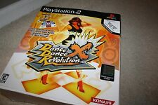 NEW - MAT Playstation 2 Dance Dance Revolution Mat Game ***** MAT ONLY *** NEW