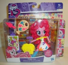 MY LITTLE PONY EQUESTRIA GIRLS PINKIE PIE SPLASHY ART CLASS PLAYSET NEW