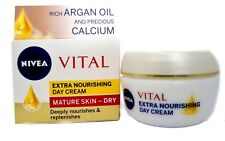 Nivea VITAL Extra Nourishing DAY CREAM -for MATURE SKIN or DRY SKIN 50ml