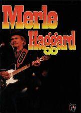 Merle Haggard In Concert Live Dvd New 000320794