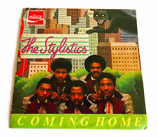 "STYLISTICS Coming Home JAPAN PROMO ONLY 5"" FLEXI DISC w/Score sheet COCA COLA"