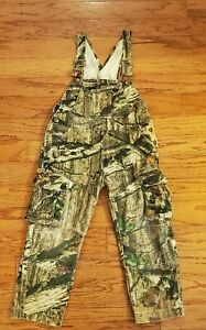 Game Winner Overalls Hunting Break Up Infinity Camouflage Youth Small