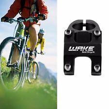 Lenker Vorbau Fahrrad Lenkervorbau Freeride MTB Mountainbike Neu 31.8mm Schwarz