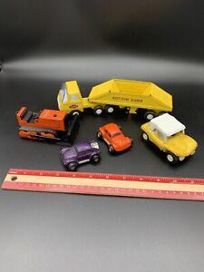 Tonka Small Toy  Bottom Dump - Dozer - VW & Dune Buggy LOT