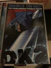 BATMAN: The DARK KNIGHT STRIKES AGAIN #1 And #2- DC, 2001 - Frank Miller