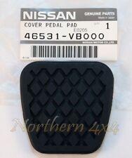 Nissan GU Patrol Clutch/ brake pedal pad OEM 46531VB000 Y61 Genuine