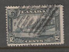 1929 CANADA 12c Quebec Bridge Sg282 CV £20
