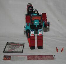transformers G1 perceptor complete