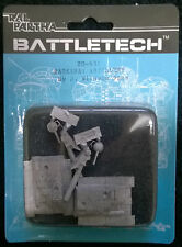 Ral Partha BattleTech 20-631 mark hombre Artillery (2) (Mint, Sealed)