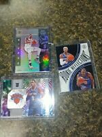 Rj barrett rookie lot illusions base instant impact reflections /199 parallel