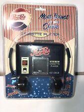 Vintage Pepsi Walkman Cassette Player More Bounce To The Ounce Moc Nib