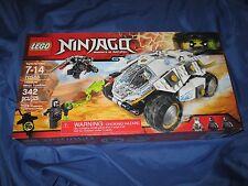 TITANIUM NINJA TUMBLER Lego Ninjago Movie Set #70588 w/Minifigure Zane/Nindroid