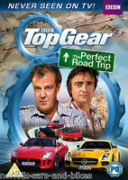 Top Gear  The Perfect Road Trip BBC DVD  Never seen on TV DVD FILM