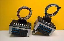 2x Festo CPV-14-VI mit Anschlussleitung und Stecker