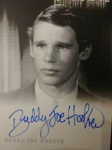 Buddy Joe Hooker A-176 Autograph Card Twilight Zone Archives 2020 Rittenhouse