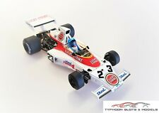 Src-mclaren Ford M23 GP Dave Charlton South Africa 1974 Multicolor (02302)