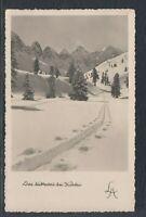 41354) Echt Foto AK Das Mittertal bei Kühtai 1944 Imst Silz Innsbruck
