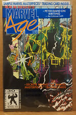 Marvel Age #118 (1992) Polybagged w/ Poster - NM