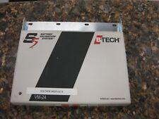 BTECH VM-24 S5 Battery Validation System Voltage Temperature  #4so