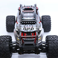 RC Car Metal Body Shell Roll Cage Protection Frame for 1/10 Traxxas MAXX Crawler