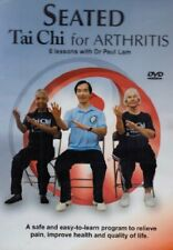 Seated Tai Chi For Arthritis With Dr Paul Lam [DVD] -  CD SILN The Fast Free