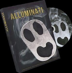 *Sale Item* Alluminati (DVD and Gimmick) by Chris Oberle - DVD - Magic Tricks