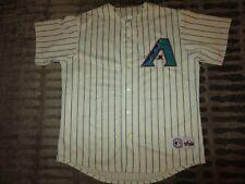 Orlando Hudson #1 Arizona Diamondbacks MLB Majestic Jersey XL