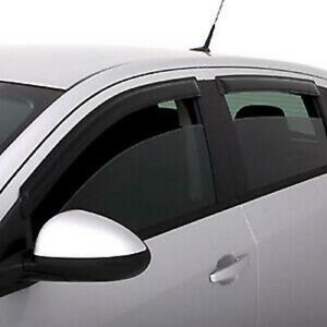 Genuine GM 2012-2020 Chevrolet Sonic Side Windows Air Vent Deflectors 19260736