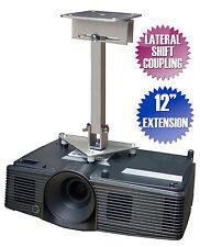 Projector Ceiling Mount for Infocus IN124x IN126x IN128HDx IN124STx IN126STx