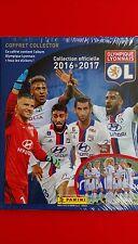 PANINI Foot 1 nouvel Coffret Collector Olympique Lyonnais 2016 2017 sous blister