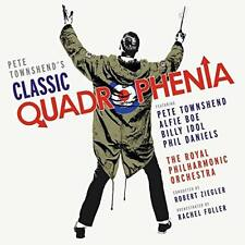 PETE TOWNSHEND ALFIE BOE Classic Quadrophenia CD 2015 Billy Idol * NEW